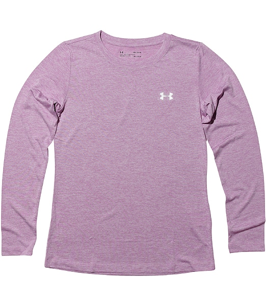 UNDER ARMOUR Tech Long Sleeve Crew Neck Twist 2020FW
