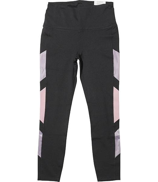 GAIAM Hi-Rise Shine Colorblock 7/8 Leggings 2019FW