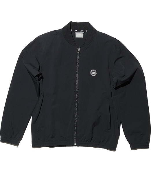 NEW BALANCE Stretch Woven Bomber Jacket 2020SS