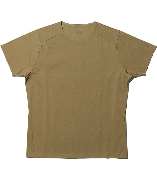 DESCENTE Engineered Short Sleeve T-Shirts