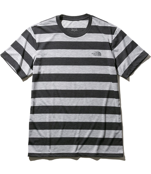 THE NORTH FACE Color Heathered Border Tee 2020SS