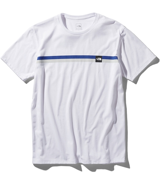 THE NORTH FACE S/S Box Logo Line Tee 2020SS
