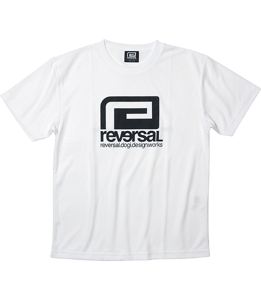 reversal Big Mark Dry Tee 2019FW