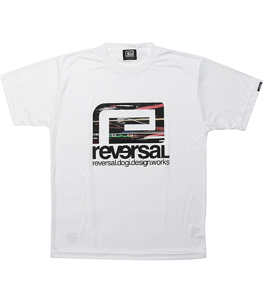 reversal Big Mark Tee 【OSHMAN'S別注】