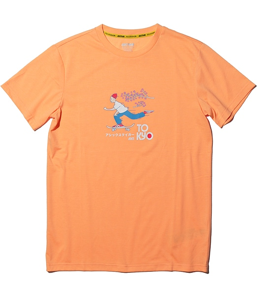 ASICS JSY Graphic S/S T-shirts 2020SS