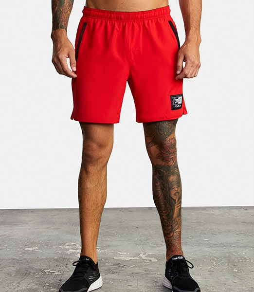 EVERLAST×RVCA  Yogger Short