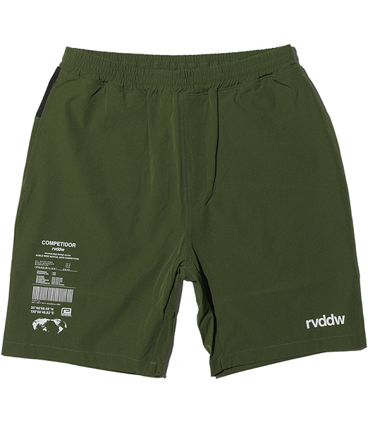 REVERSAL 4Way Nylon Easy Shorts