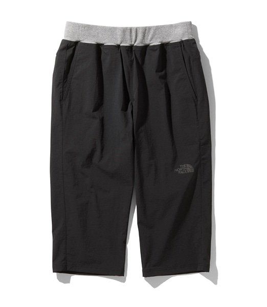 THE NORTH FACE Training Rib Cropped Pant 2020SS