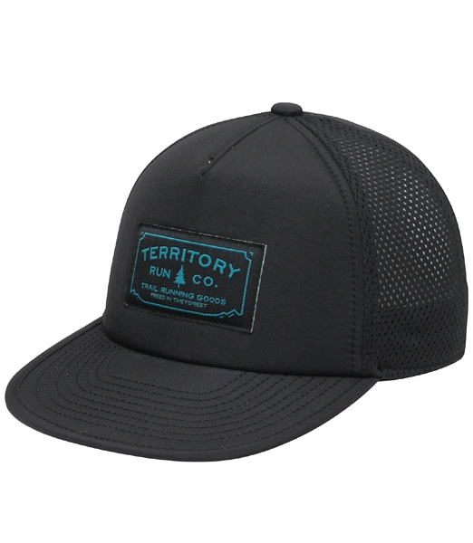 TERRITORY RUN CO. Loowit Athletic Trucker Hat 2.0 2019SS