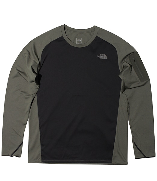 THE NORTH FACE Hybrid UA Crew L/S 2019SS