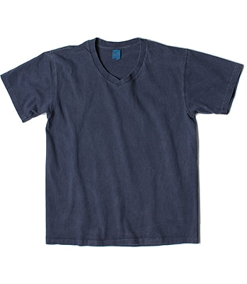 GOOD ON V neck Tee