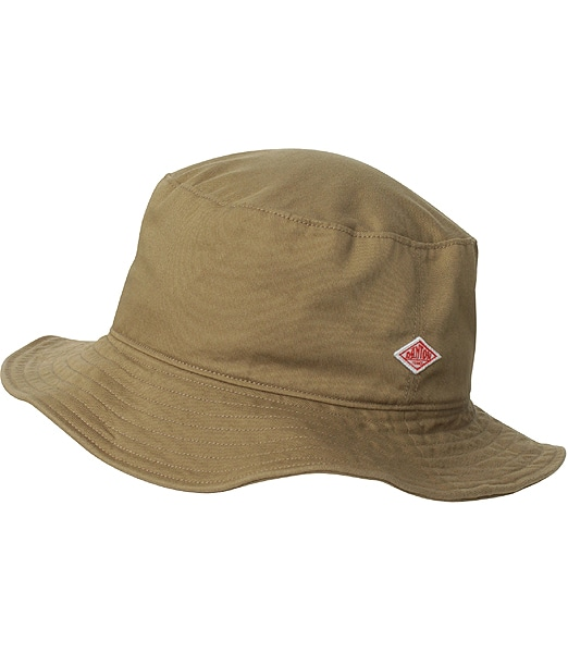 DANTON Light Cotton Twill Hat 2020SS