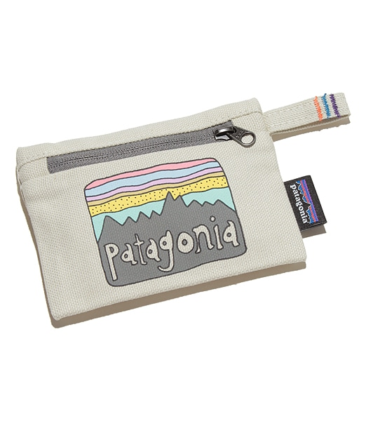 PATAGONIA Small Zippered Pouch 2020SS
