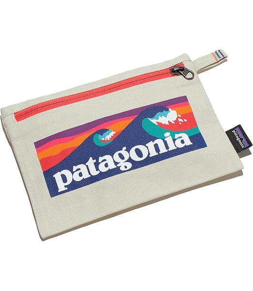 PATAGONIA Zippered Pouch 2020SS