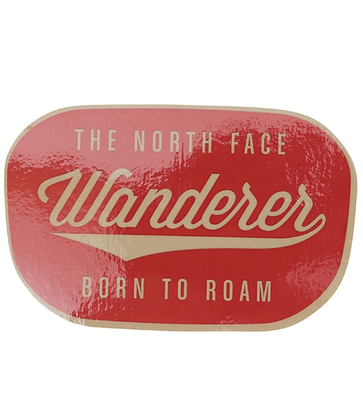 THE NORTH FACE TNF Print sticker WD