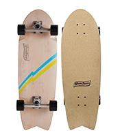 WOODY PRESS SKATEBOARD Carving 30inch