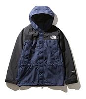 THE NORTH FACE Mountain Light Denim Jacket 2020FW