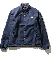 THE NORTH FACE GTX Denim Coach Jacket 2020FW