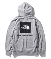 THE NORTH FACE Back Square Logo Hoodie 2020SS