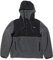 PATAGONIA Shelled Retro-X Fleece Pullover