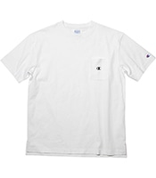 CHAMPION C Mark Logo Pocket Tee 【OSHMAN'S別注】 2020SS