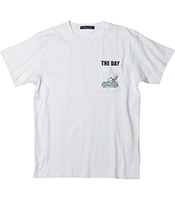 ANTIBALLISTIC Snoopy THE DAY T-shirts 2020SS