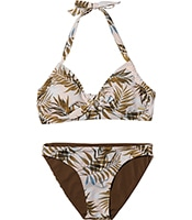 ROXY Leaf Wave Frill