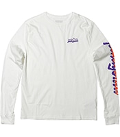 PATAGONIA Boys Long Sleeved Graphic Organic Cotton T Shirt