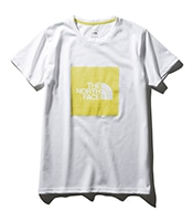 THE NORTH FACE S/S Big Square Logo Tee 2020SS