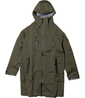 KIU 2Way Stretch Multi-Functional Rain Jacket -Mighty-