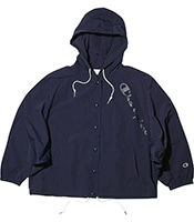 CHAMPION Hood Snap Jacket 2020SS
