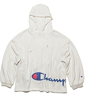 CHAMPION Pullover Sweat Parka 2020SS