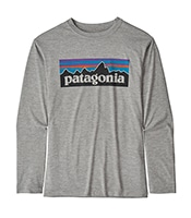 PATAGONIA Boys Long-Sleeved Capilene Cool Daily T-Shirt 2020SS
