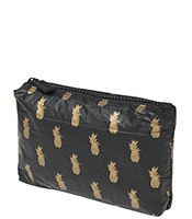 ALOHA COLLECTION Pineapple Royale Pouch Mini 2020SS