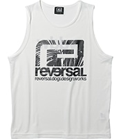 REVERSAL Palm Reef Big Mark Dry Mesh Tank 【OSHMAN'S別注】 2020SS