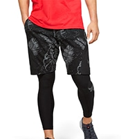 UNDER ARMOUR Project Rock Fleece/Terry Short 20SS