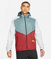 NIKE Windrunner Trail Hoody Jacket