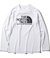 THE NORTH FACE L/S GTD Logo Crew 2020SS