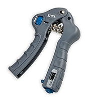 SPRI Easy-Adjust Counting Hand Grip