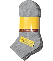 OSHMAN'S ORIGINAL SOCKS 3P Quarter