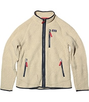 PATAGONIA Boys' Retro Pile Fleece Jacket 65411