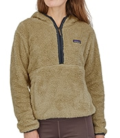 PATAGONIA Los Gatos Hooded Fleece Pullover