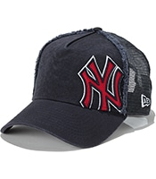 NEW ERA 9FORTY A-Frame Tracker Battalion New York Yankees 2020SS